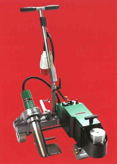 Bitumat B2 Hot Air Welding Machine And Accessories On