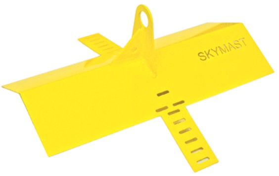 Skymast Skyhook Fall Protection Roof Anchors On Atlantic