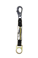 Shock Absorbing Extension Lanyard