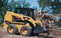 236B Cat® Skid Steer Loaders