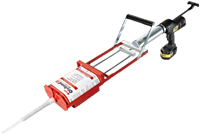 ob500 cordless power gun applicator