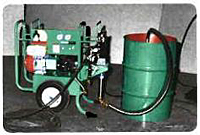 Pump from 55 Gal Drums and Gal Pails