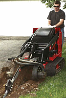 Toro® Dingo® TX Tracked Compact Utility Loader