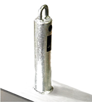 CB-18 Weld-On Posts