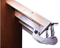 HitchClip® Eave Mounted Guardrail-2
