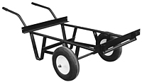 Two Wheel Utility Cart