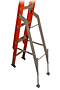 Lock-N-Climb Ladder Stabilizers