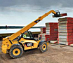 Cat® Telehandlers TH514